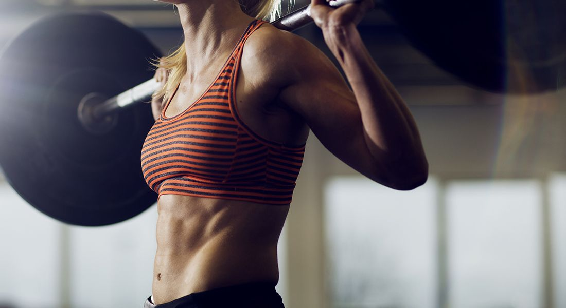 How to lose fat and get abs: Get a six