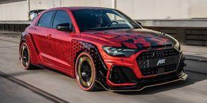 Audi A1 Sportback ABT