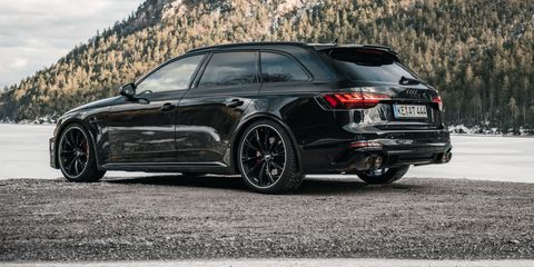 Audi RS 4 ABT