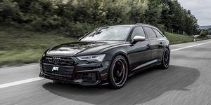Audi S6 TDI by ABT