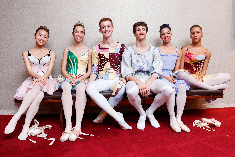 Inside a Star-Studded Ballet Benefit