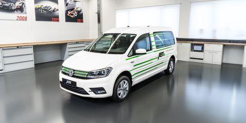 ABT VW e-Caddy
