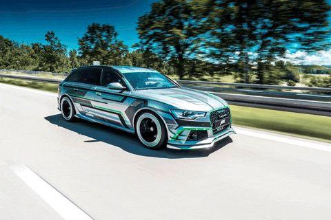 Audi ABT RS6-E - 1018 CV