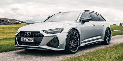 audi rs 6 by abt