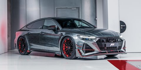 Audi RS 7-R by ABT