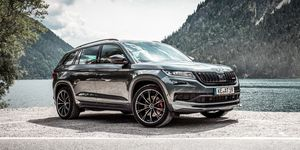 Skoda Kodiaq RS by ABT