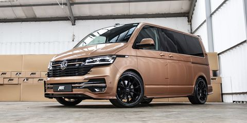 Volkswagen T6.1 by ABT con ABT Aero Package