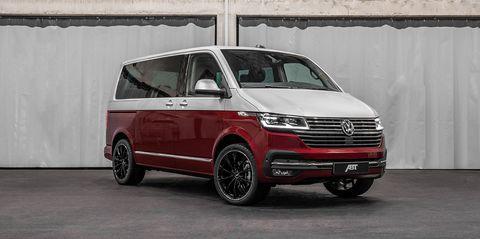 Volkswagen T6.1 by ABT
