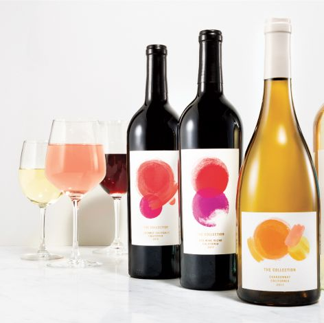 Target Dropped A New Premium Collection Of $10 Wines