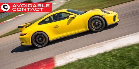 Land vehicle, Vehicle, Car, Sports car, Supercar, Yellow, Performance car, Automotive design, Ruf rt 12, Porsche 911 gt3,