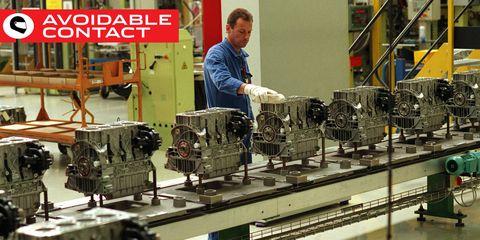 Machine, Engineering, Scale model, Factory, Industry, Toolroom, Vehicle, Engine,
