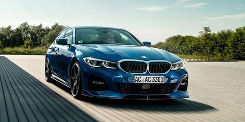 BMW Serie 3 2019 by AC Schnitzer