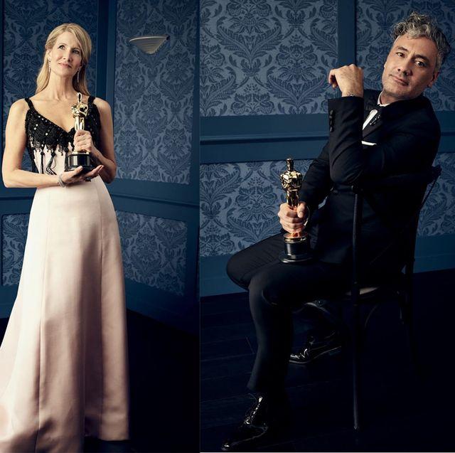 fotos academia instagram Oscar 2020 ganadores