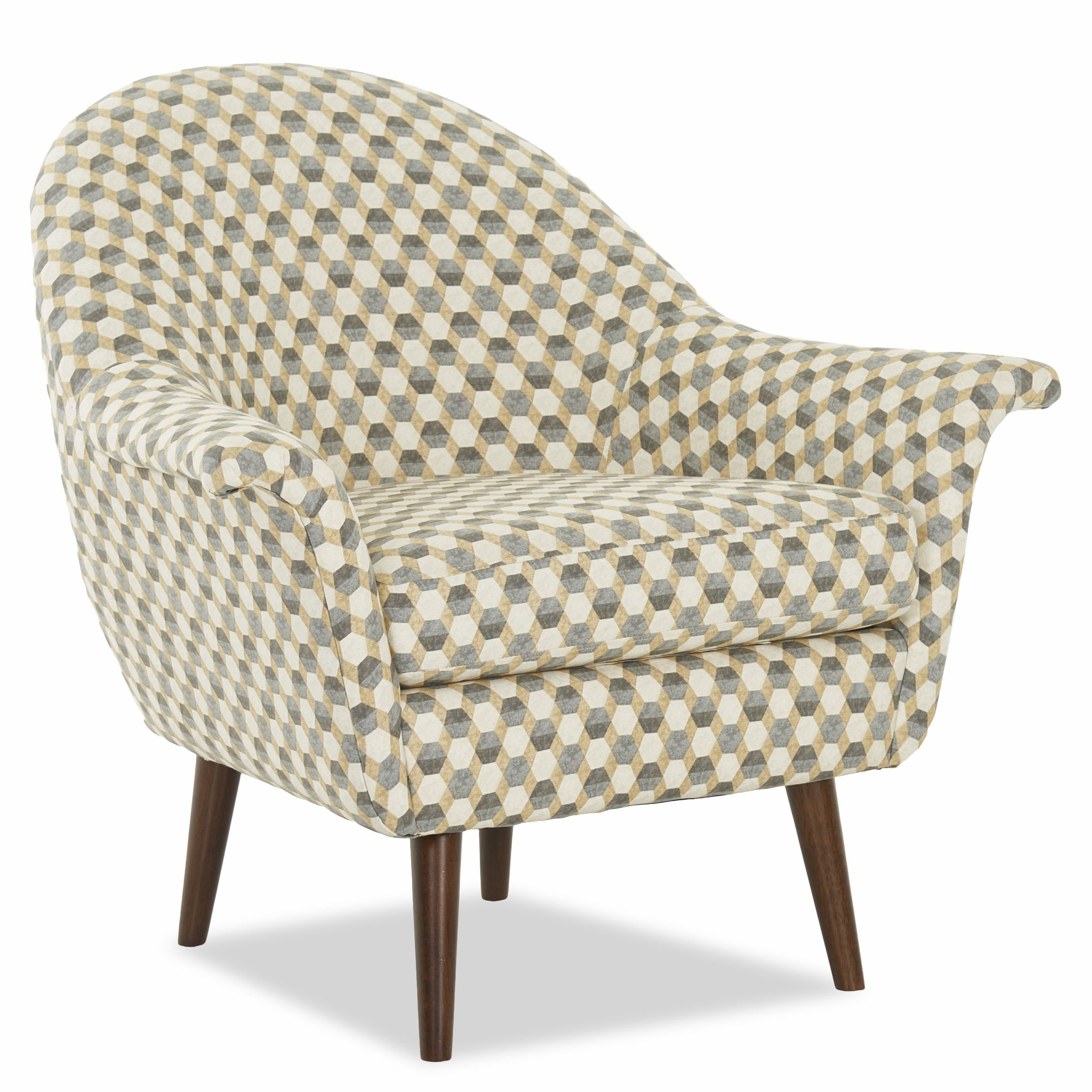 20 Best Accent Chairs for Living Room Chic Upholstered Accent Chairs