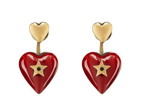 accessori-moda-rosso-orecchini-dior