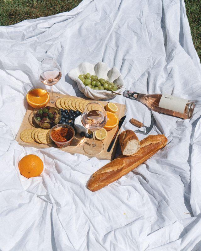 picnic accessori eleganti