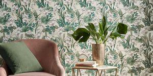 Accessorize Celeste Wallpaper - Off White Glimmer