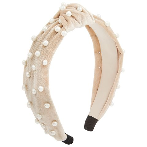 Accessorize Pearl Headband