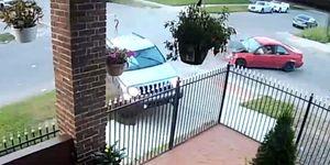 accidente de coche detroit