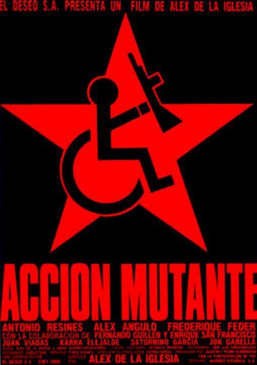 """""""Acción mutante"""""""