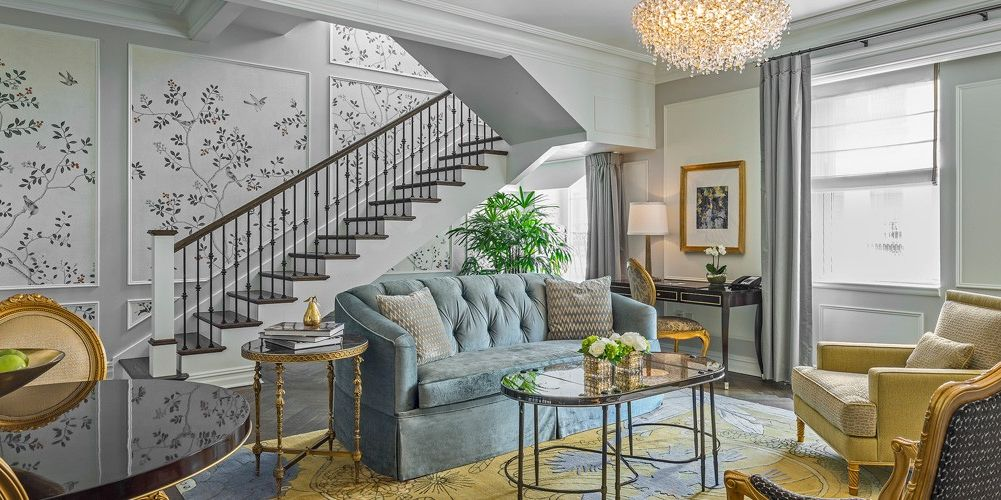 50 best luxury hotels in nyc 2018 most luxurious nyc for Most expensive hotels new york