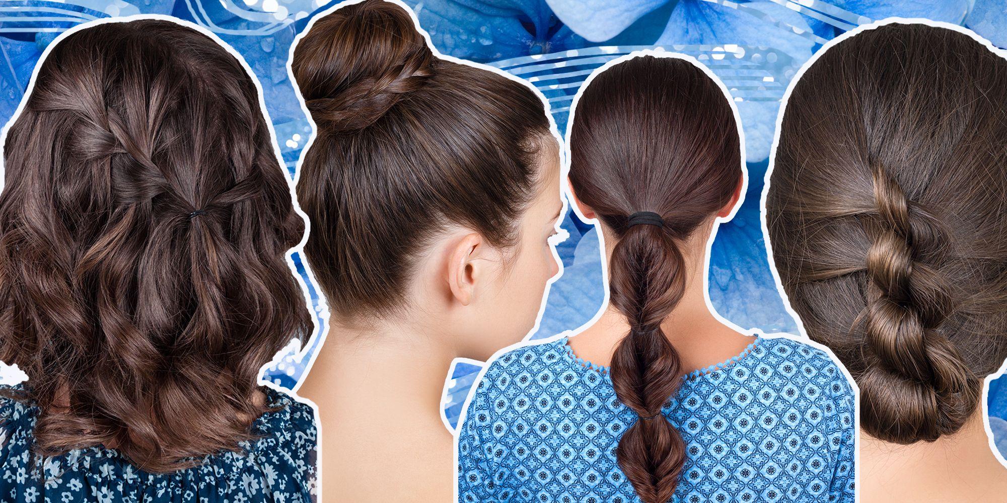 Super Acconciature 2018: look per capelli lunghi e medi GY59