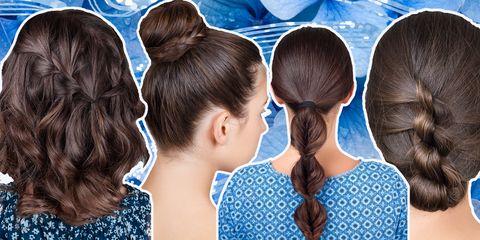 Acconciature 2018  look per capelli lunghi e medi 15c2bb4535ce