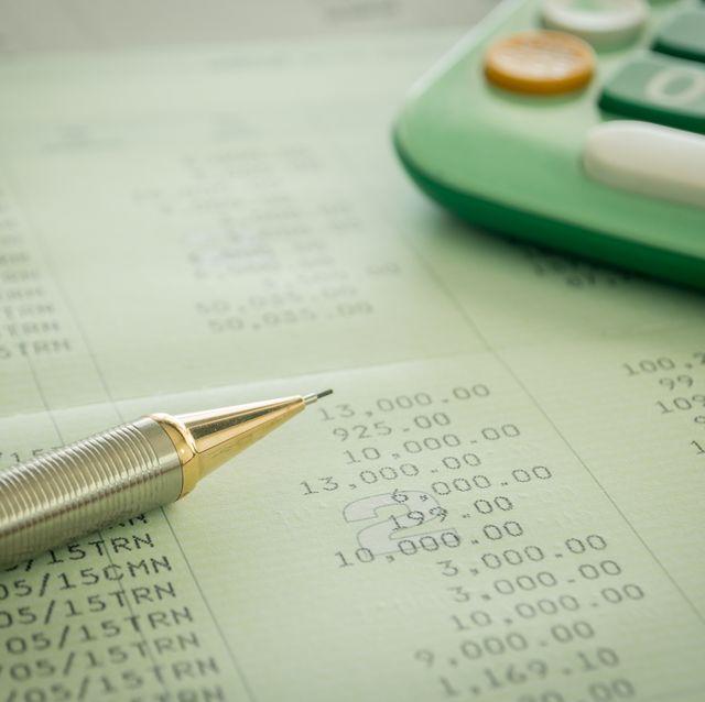 accounts and finances