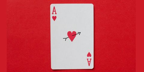 asexual, asexuality, ace, playing card, card,