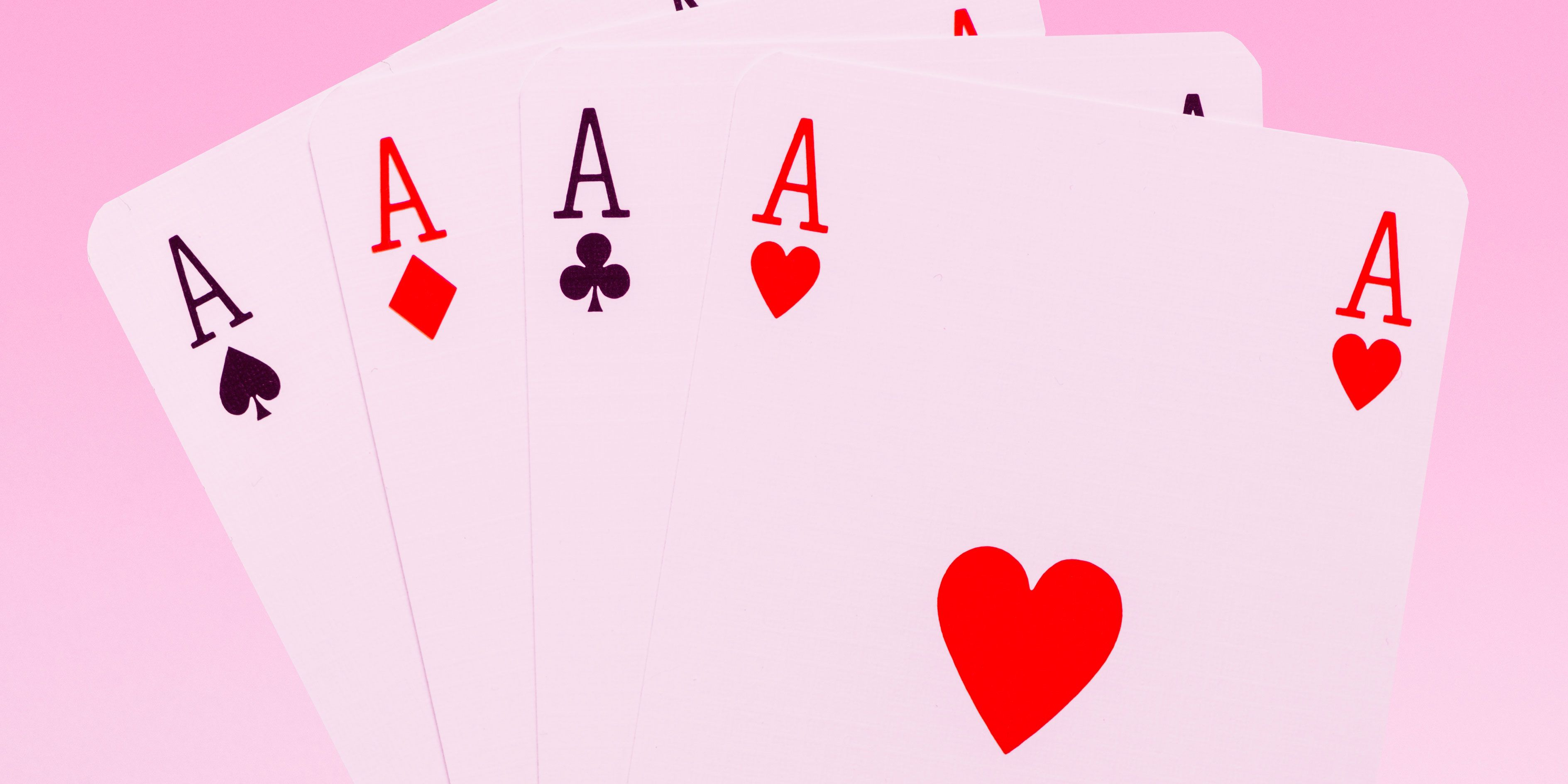 playing cards, ace,