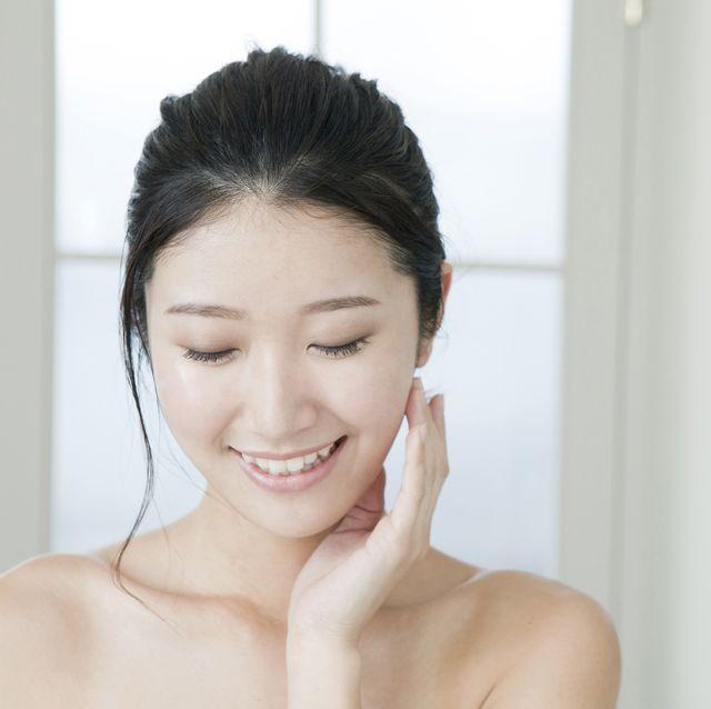 Limpieza facial con aceite de coco coreanas