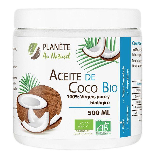 aceite de coco sirve para el cuerpo