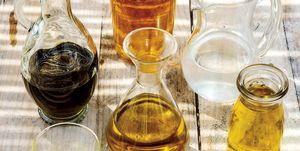 Tipos de aceites