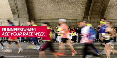 Ace Your Race Week Intro