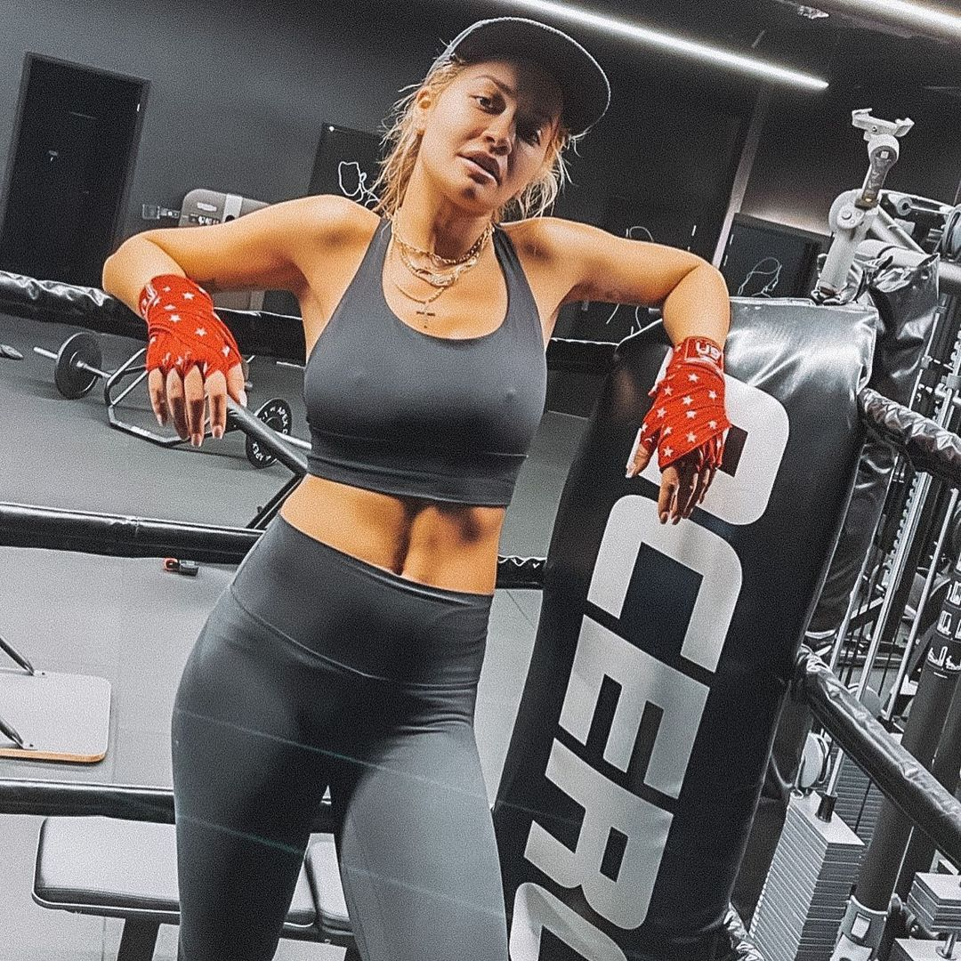 Rita Ora's Workouts Look Spicy as Hell – How She's Getting Fit Done with Rebel Wilson's PT