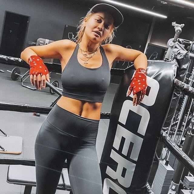 rita ora workouts