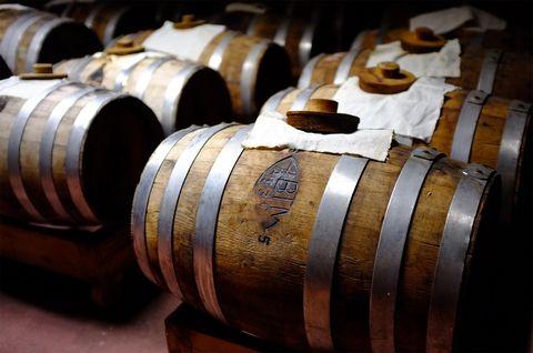 Barrel, Winery, Metal,