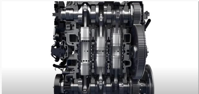 the unloved, underappreciated opposedpiston engine