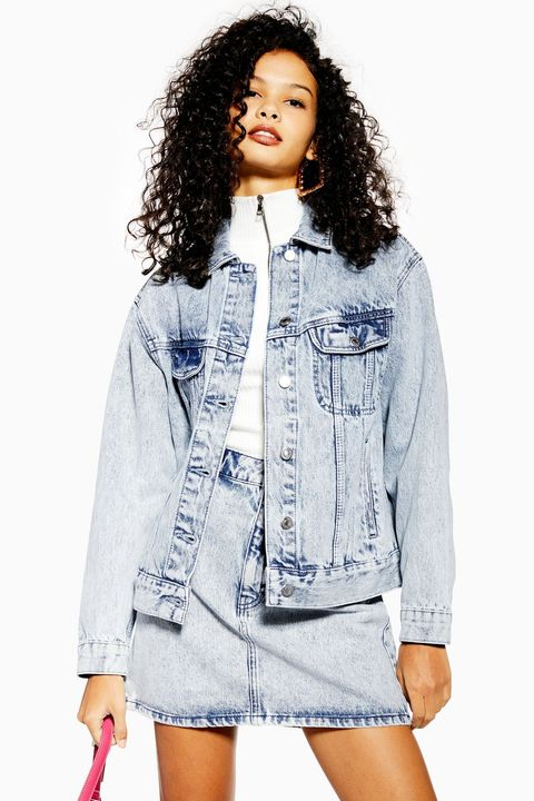 denim jacket oversized