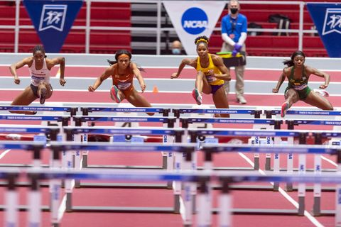 2021 ncaa division i men's and women's indoor track and field championship