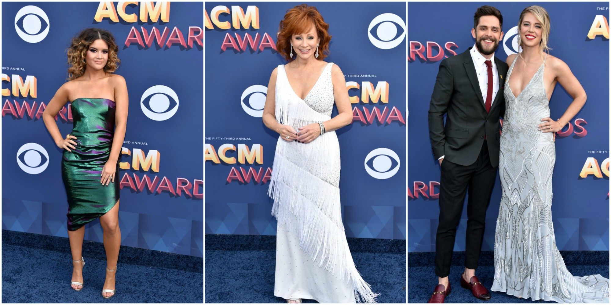 acm awards red carpet 2018