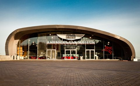 America's Car Museum Le May collection