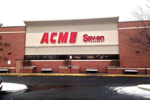 ACME Stores Open Thanksgiving