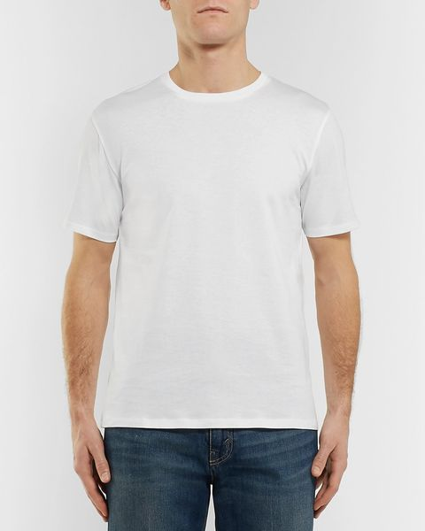 camisetas blancas para americana