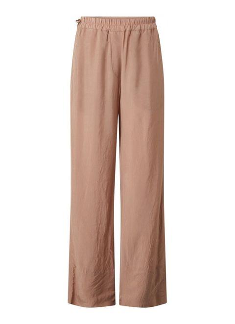 acne studios wide fit pantalon met steekzakken