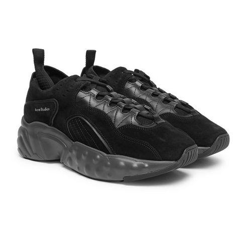 Shoe, Footwear, Outdoor shoe, Black, White, Sneakers, Walking shoe, Running shoe, Sportswear, Athletic shoe,
