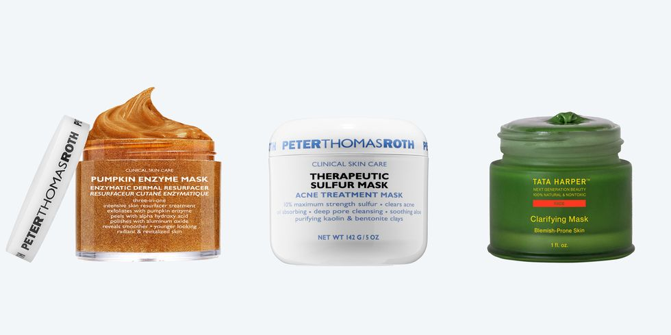 8 Dermatologist-Recommended Face Masks for Beating Acne