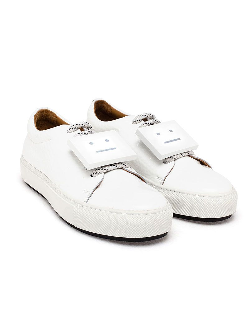 16212882a3c5 30 Classic White Trainers You Need In Your Wardrobe 2018