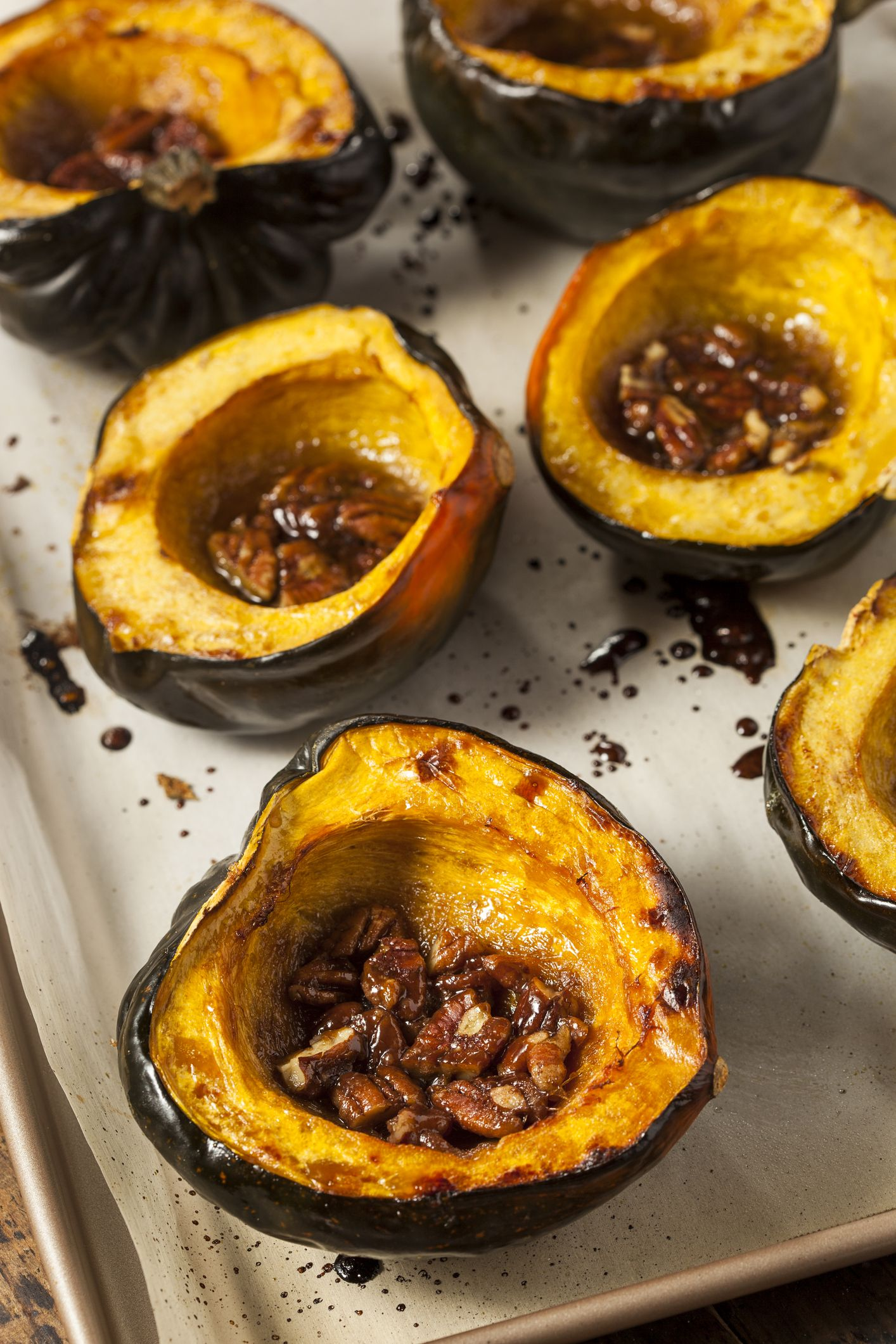 acorn squash fall superfoods