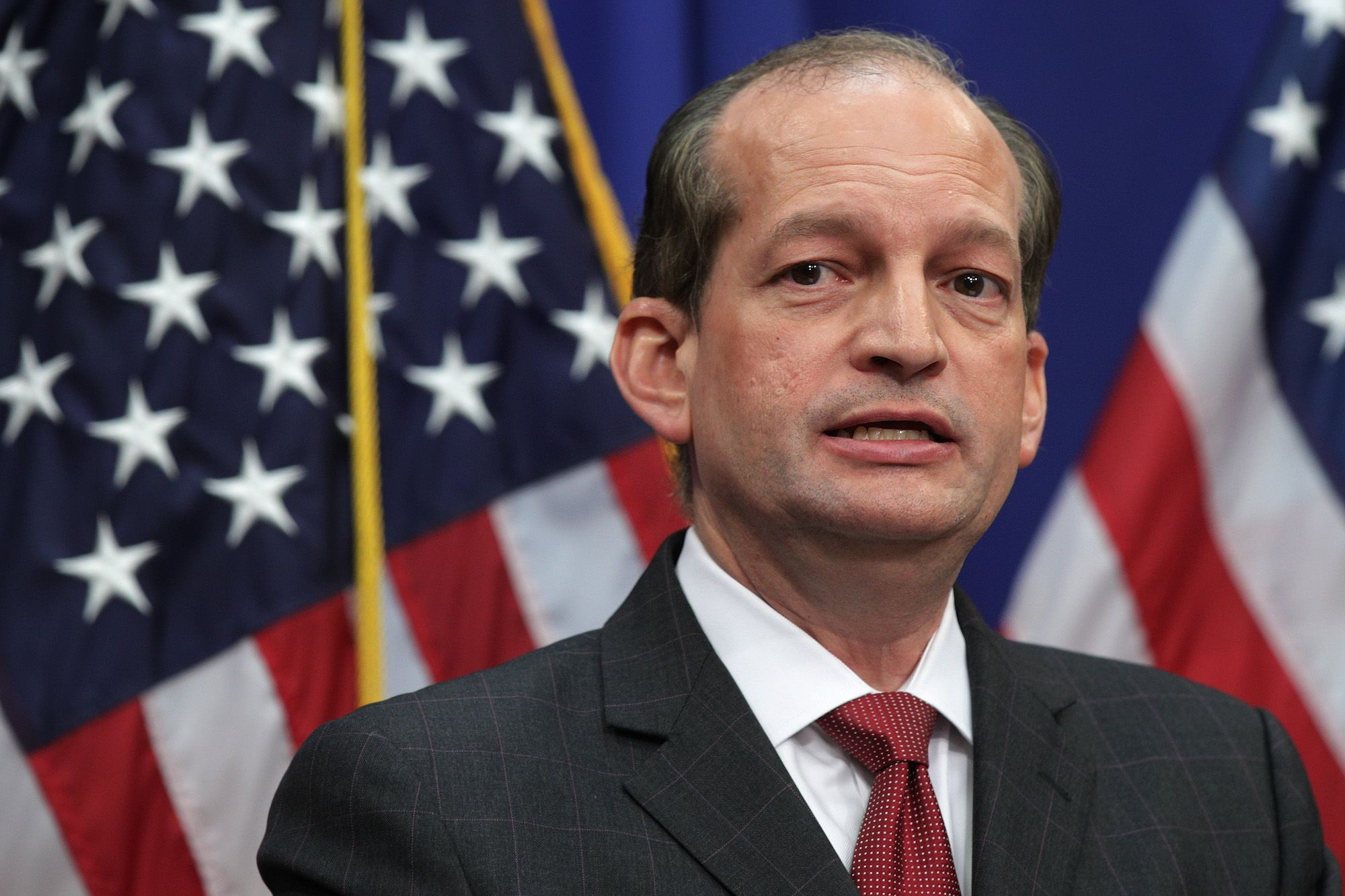 Alex Acosta Can Dodge Questions All He Wants. His Epstein Deal Looks Worse By the Day.